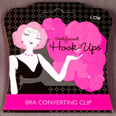 Hollywood hookups bra converting clip
