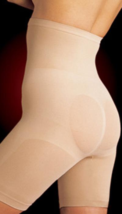 1fa4d0367fd Body Wrap Seamless High Waist Panty with Long Leg